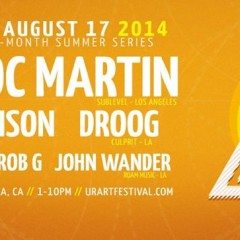 UR ART Sunday Aug 17th 2014