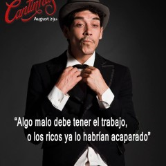 Cantinflas On Theaters August 29th.