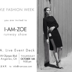 I-AM-ZOE by Otilia Mendez  STYLE FASHION WEEK