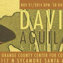 Sol Radio presents YOU SHOULD NOT BE HERE Featuring David Aguilar & The Taller Sur