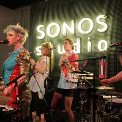 THE TUNE-YARDS GO….AND COME RIGHT BACk