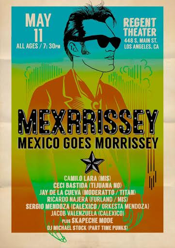 Gypset Magazine will take you to MEXRRISSEY : Mexico goes Morrissey