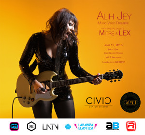 Alih Jey Private Event