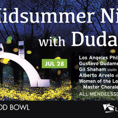 Gypset Magazine |A Midsummer Night with Dudamel at the Hollywood Bowl