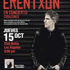 Enter for a chance to win tickets to see MIKEL ERENTXUM from Duncan Dhu in concert.