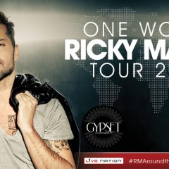 Enter for a chance to win tickets to see Ricky Martin's ONE WORLD Tour 2015