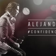 """Alejandro Fernandez """"Confidencias"""" 2015"""