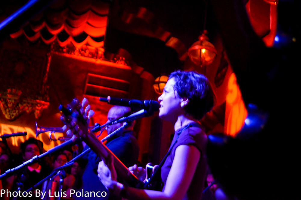 Natalia LaForcade at Its A School Night at Bardot Hollywood