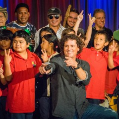 Carlos Vives Day in LA: A Celebration Para Los Niños