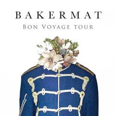 Gypset Magazine | Bakermat 'Bon Voyage' Tour Ticket Giveaway