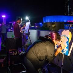 LA Street Art Takes Center Stage Bringing Life During El Dia De Los Muertos