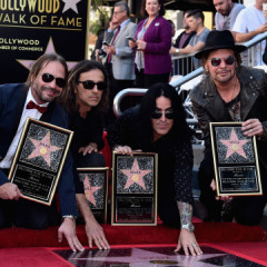Maná Gets a Star On the Hollywood Walk of Fame!