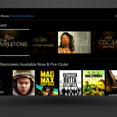 Celebrate Hispanic Talent with XFINITY TV's Dedicated Oscars 2016 Destination