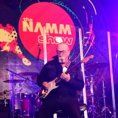 Day 2 at NAMM 2016. Crowds, celebrities and a resurgence of acoustic instruments…plus even more technology.
