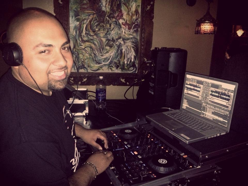 DJ Joseph Pollack