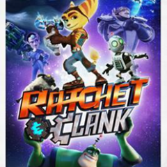 Ratchet & Clank in Theaters April 29th