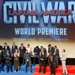 Marvel's Captain America: Civil War – World Premiere