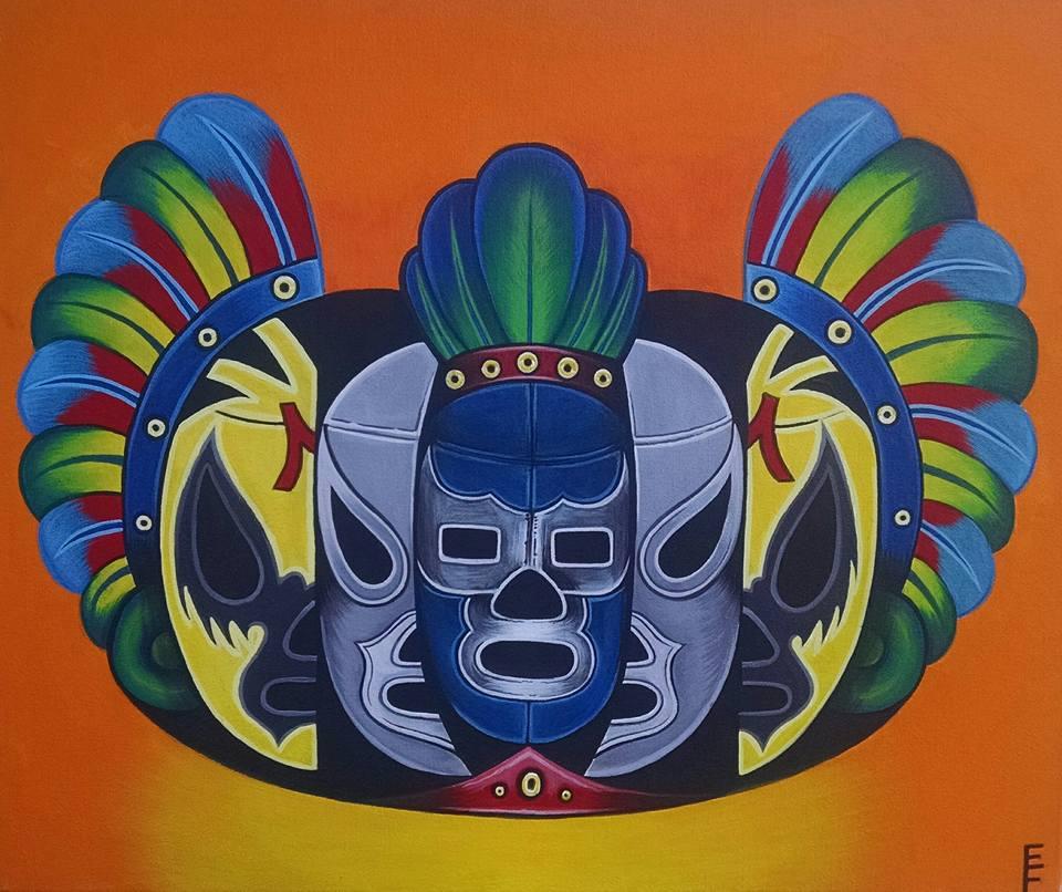 Gypset Magazine | La Bulla Live Art Series APRIL 14th - Winner Erica Friend
