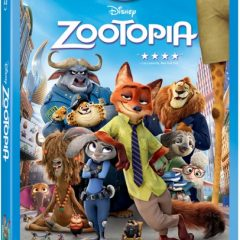 "Walt Disney Animation Studios' Wildly Witty, Vibrant World of ""Zootopia"" Arrives Home on June 7 via Digital HD, Blu-ray™ and Disney Movies Anywhere"