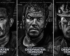 Deepwater Horizon In Theaters September 30, 2016