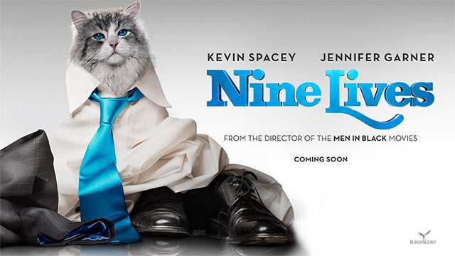 Nine Lives (2016) Watch Online Full Movie