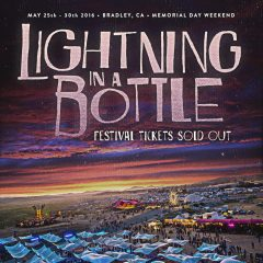 11th Annual Lightning in a Bottle Tickets are  SOLD OUT – Thank You!