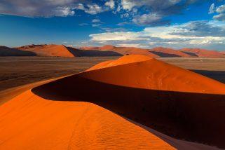 Red Desert:  Wandering the Surreal Planes of Sossusvlei