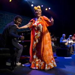 Omara Portuondo 85 Tour at Walt Disney Concert Hall