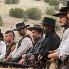 """SO FAR, SO GOOD"" THE MAGNIFICENT SEVEN"