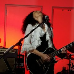Eljuri at the Gibson Showroom: exuberant, exciting, explosive and far larger than life