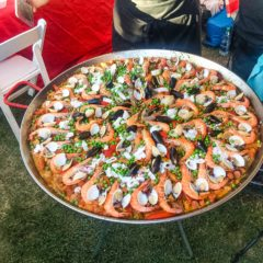 Paella & Wine Fest LA 2016