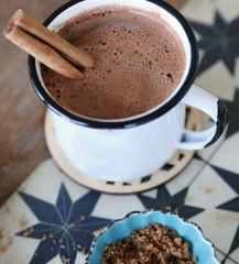 Chef Marcela Valladolid's Go-To Mexican Mocha Recipe