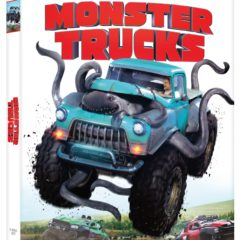 Monster Trucks – Arrives on Blu-ray Combo Pack April 11, 2017