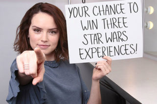 """Star Wars: Force For Change """"Past, Present and Future"""""""