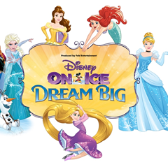 "Disney On Ice presents ""Dream Big"" Ticket Giveaway"