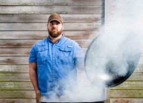"Chef Jean-Paul Bourgeois of NYC's Blue Smoke tips to be ""King of the 'Cue"" this 4th of July"