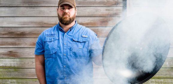 """Chef Jean-Paul Bourgeois of NYC's Blue Smoke tips to be """"King of the 'Cue"""" this 4th of July"""