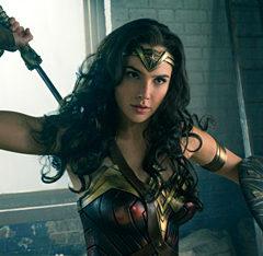 OMG It's Wonder Woman!
