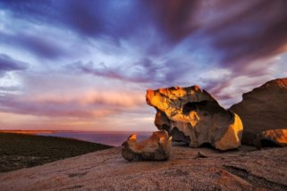 The Remarkable Rocks on Kangaroo Island, Flinders Chase National Park, Australia