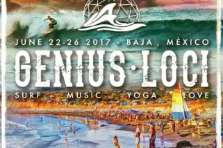 Genius Loci Fest is back for it's 5th year in beautiful Baja Mexico