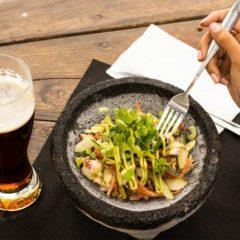 Food Connection L.A. Pop Up Restaurant: Chef Omar Armas