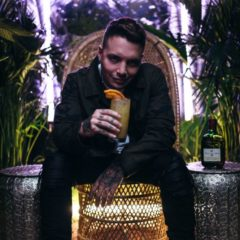 "Celebrate J Balvin's ""Energía"" Tour with Buchanan's ""Energía"" Cocktail and Los Imparables"