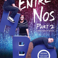 Entre Nos: Part 2, starring rising Latino stand-up comics, debuts Oct. 13 on HBO Latino