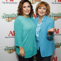 ¡Vive La Tradición Juanita's Junto a Angélica María y Angélica Vale!