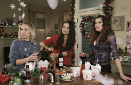 """Amazon Alexa Steps Out For STXfilms' """"A BAD MOMS CHRISTMAS"""" Red Carpet"""