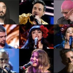 First Round of Performing Artists of the 18th Annual Latin GRAMMY Awards® Announcement