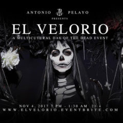 "The 8th annual Multicultural Day of the Dead event ""EL VELORIO"""