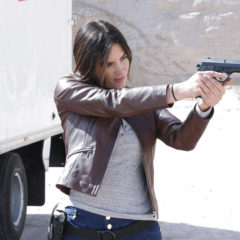 Gaby Espino Una Mujer De Armas Tomar en Señora Acero 4: La Coyote