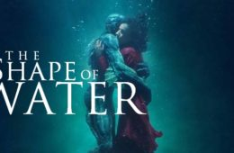 The Shape of Water in Theaters December 8th