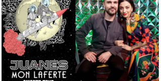JUANES En The Late Show with Stephen Colbert